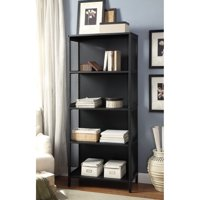 Deals on Better Homes and Gardens 71-in Industrial Bookcase
