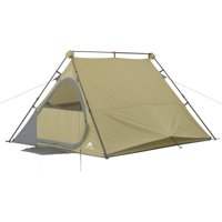 Ozark Trail 8' x 7' A Frame Instant Tent, Sleeps 4