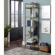 Astounding Narrow Bookcases Beutiful Home Inspiration Xortanetmahrainfo