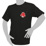 Cleto Reyes Champy Men's T-Shirt - Black