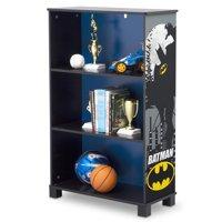DC Comics Batman Deluxe 3-Shelf Wood Bookcase by Delta Children