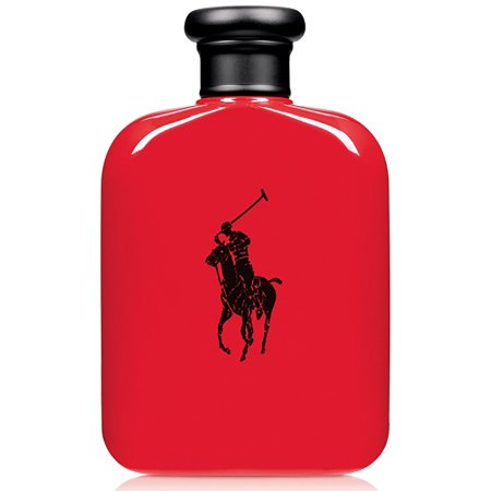 Polo Red, Ralph Lauren, Eau de Toilette Perfume for Men, .5 - Organic Perfume Champa Red Flower