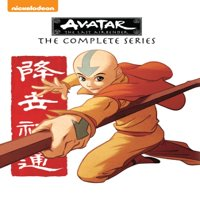 Avatar - The Last Airbender: The Complete Series (DVD)
