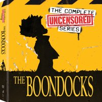 The Boondocks: The Complete Set (DVD)