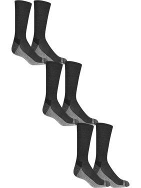 Men's Crew Socks 6-Pack