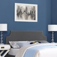 Modway Laura Nail Button Accent Headboard, Multiple Sizes and Colors