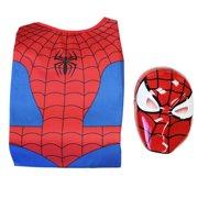 The Amazing Spider-Man Children s Mask and Costume Set aca7b6523bfbc