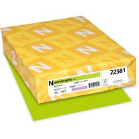 Astrobrights, WAU22581, Color Paper, 500 / Ream, Terra Green