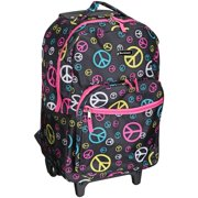 41f85ddd4d Rockland Luggage 17 Rolling Backpack