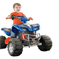Power Wheels Hot Wheels KFX 12-Volt Battery Powered Ride-on