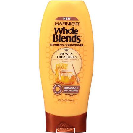 Garnier Whole Blends Repairing Conditioner Honey Treasures 12.5 FL OZ