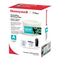 Honeywell Replacement Wicking Humidifier Filter, Filter B, HAC700PDQ