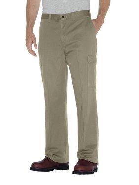 Big Men's Loose Fit Straight Leg Cargo Pants