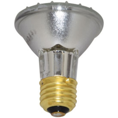 Narrow Flood Beam Spread (Replacement for 50PAR20/NFL/H/RS 50W 120-130V NARROW FLOOD HALOGEN TUFF COAT / ROUGH SERVICE. 30 DEGREE BEAM SPREAD replacement light bulb lamp )