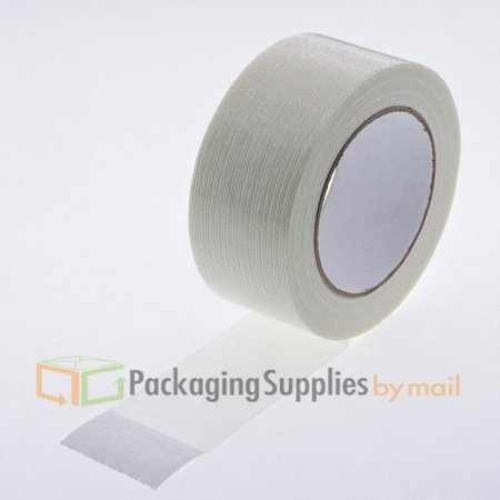 Filament Strapping Tape, 3/4 x 60 Yd., 96-Rolls