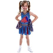 cheerleader child halloween costume