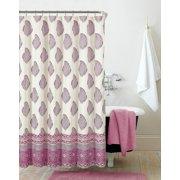 Formula Paisley Shower Curtain