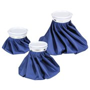 Ice Cold Pack Ohuhu Reusable Ice Bag Hot Water Bag for Injuries, Hot & Cold Therapy and Pain Relief, 3-Pack, 3 Sizes