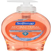 Softsoap Antibacterial Hand Soap with Moisturizers, Crisp Clean 5.50 oz (Pack of 2)
