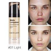 15ML Face Eye Foundation Concealer Highlight Contour Liquid Stick Makeup Natrual
