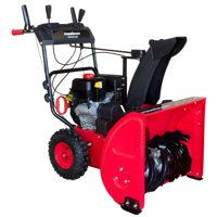 Manufacture Refurbished DB7624E 24 in. 212cc 2-Stage Electric Start Gas Snow Blower