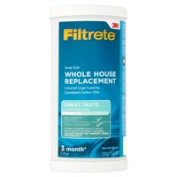 3M Whole House 3-Month Replacement Water Filter 4WH-HDGAC-F01