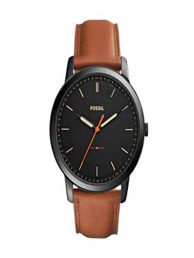 Fossil Men's Minimalist Leather Watch (Style: FS5305)