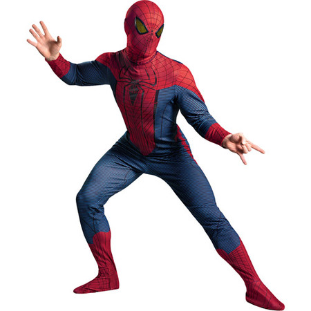 Garfield Costume For Adults (Spider-Man (