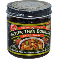 Better Than Bouillon, Superior Touch, Beef Base, 8 oz (pack of 12)