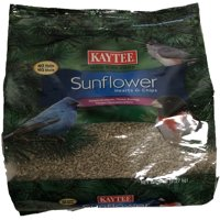 Kaytee Sunflower Hearts and Chips, Wild Bird Feed and Seed, 5 Pounds