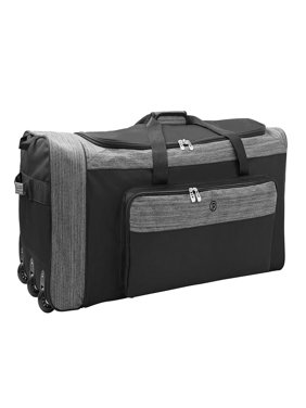 """PROTEGE 36"""" ROLLING TRUNK – GRAY"""