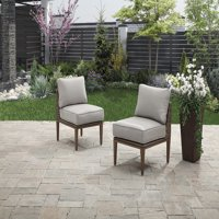 Better Homes and Gardens Davenport Outdoor Chairs, Set of 2