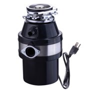 Yescom 1 Hp 2600 Rpm Garbage Disposal Continuous Feed Household For Kitchen Waste Disposer Operation With