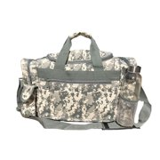 76a4738640 Camo Camouflage Army Duffle Bags Military Acu Sports Gym Travel Carry-On