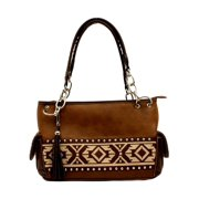 beb256faf59b8 Blazin Roxx Western Handbag Womens Satchel Shania Brown N7587302