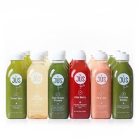 Jus by Julie 3-Day Blended Juice Cleanse, 18 Count