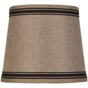 Mainstays Brown with Black Trim Accent Shade