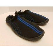 c9ba677262 Air Balance Men's Aqua Water Shoes, ABAD015 (Black/Blue, ...