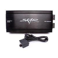 Skar Audio RP-1500.1D Monoblock 1500-Watt Class D MOSFET Subwoofer Amplifier