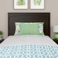 Ameriwood Home Crescent Point Twin Size Headboard, Multiple Colors