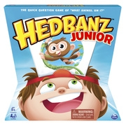 HedBanz Jr. Family Board Game for Kids Age 5 And Up