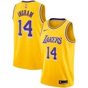 5107f8f6d34 Brandon Ingram Los Angeles Lakers Nike Replica Swingman Jersey - Icon  Edition - Gold