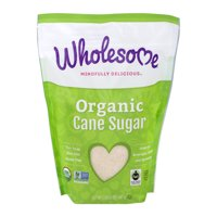 Wholesome Sweeteners Organic Cane Sugar, 32.0 OZ