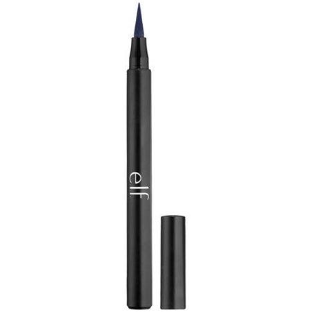e.l.f. Intense Ink Eyeliner, Midnight, 0.56 (Eye Eye Swivel)