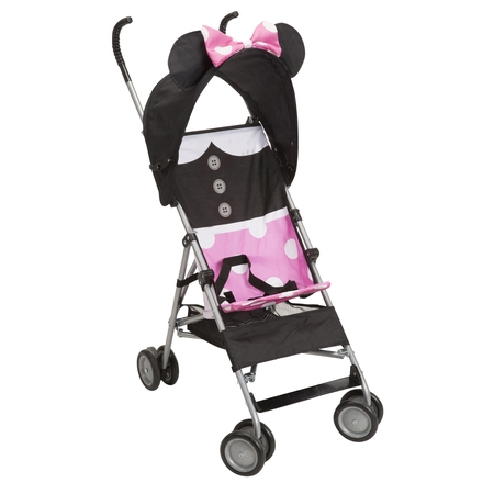 Disney Baby Comfort Height Umbrella Stroller, Minnie Dress - Jeep Baby Stroller