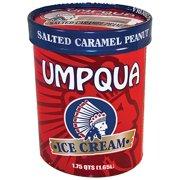 Umpqua Salted Caramel Ice Cream 175 Qts