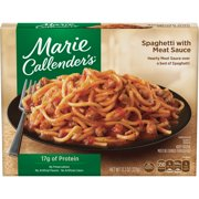 Marie Callender's Spaghetti with Meat Sauce, 13.3 Ounce