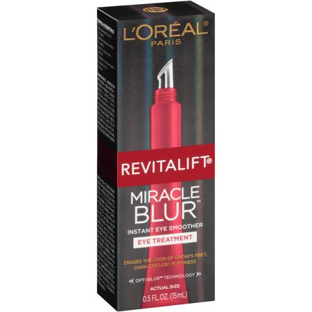 L'Oreal Paris Revitalift Miracle Blur Eye Instant Eye Smoother Eye Treatment ()