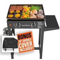 "Blackstone 28"" Griddle with Cover, Holiday Edition"