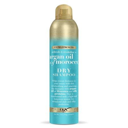 OGX® Extra Strength Dry Shampoo Argan Oil of Morocco, 5 FL OZ